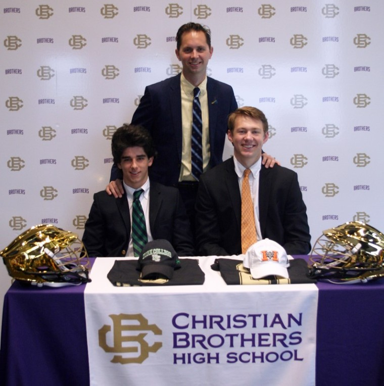 Lacrosse signing