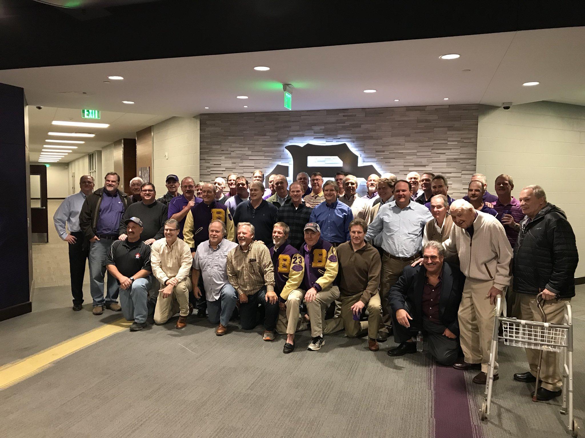 1977 state champ team reunion