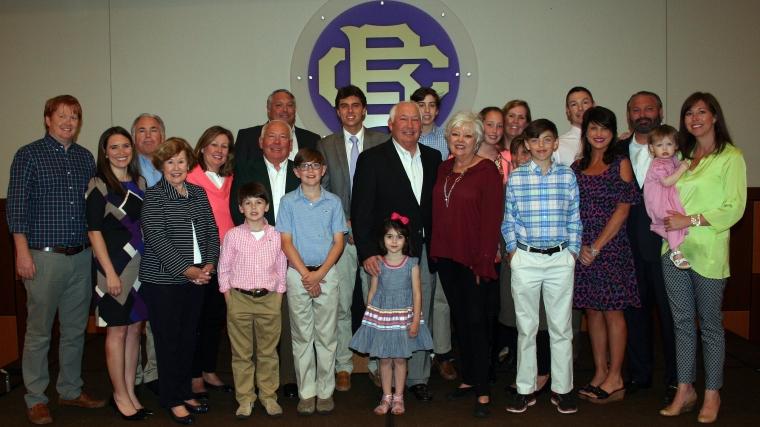 George Pratt and family