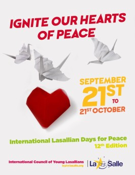 Lasallian Days of Peace