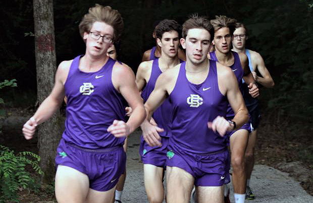 CBHS cross country
