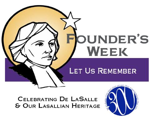 Founders Week card